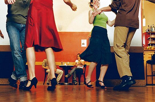 Die Mutter des Swing: Lindy Hop