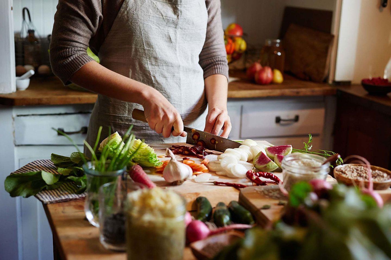 Leichte und schnelle Rezepte für gesunde Gerichte